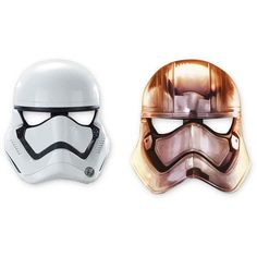 Images : 6 Masques Star Wars