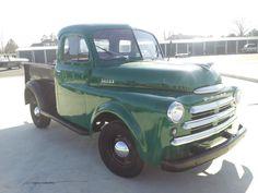 1948 Dodge Pick-Up. Old Dodge Trucks, Vintage Pickup Trucks, Dodge Pickup, Antique Trucks, Vintage Cars, Classic Trucks, Classic Cars, Future Trucks, Dodge Power Wagon