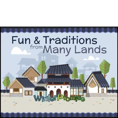 See inside the amazing activity resource in our Children Around the World program. This resource helps your family experience the cultures and traditions around the world.