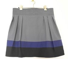 Tutorial: Color blocked pleated skirt · Sewing | CraftGossip.com