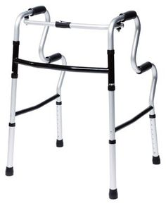 Lumex UpRise Onyx Folding Walker QTY 1 ** Find similar products by clicking the VISIT button