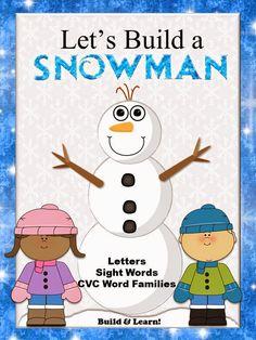 http://www.teacherspayteachers.com/Product/Lets-Build-a-Snowman-Phonics-Game-1629183
