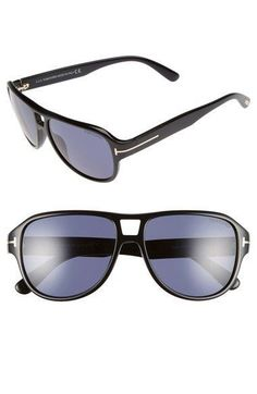 94cc16544e374  Dylan  57mm Aviator Sunglasses. Tom Ford ...