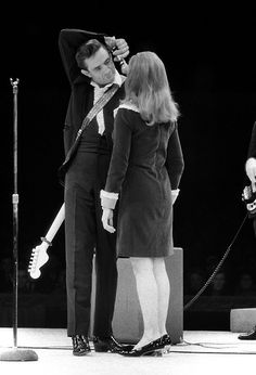 rootsnbluesfestival:  Johnny and June