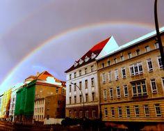 Double Rainbow, Berlin