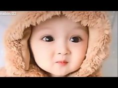 Hello koun Cute Funny baby WhatsApp status video & full funny video in musically - YouTube