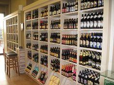 Beer Store, inside. Location: Thessaloniki Beer Store, Liquor Store, Brew Shop, Wine Rack Design, Beer Fridge, House Bar, Wine Bars, Bottle Shop, Thessaloniki