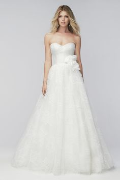 Wtoo Brides Carson Gown Available at I Do Bridal!  Book Your Appointment today!  3164405949