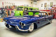 1957 Cadillac Eldorado with a 1000 HP Diesel V8