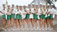 Rolex Grid Girls | Australian Grand Prix 2013