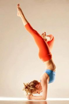 I have just begun yoga. So this is what I am doing in my head. However, I am really stuck in child like pose. LOL enjoy.