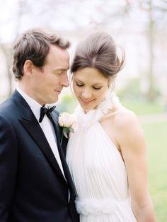 A chic London Wedding Reverie Magazine | Fall 2012 Photography by David Jenkins