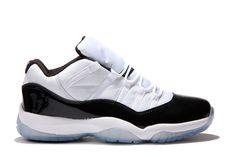 f75e2501ca072c Order 528895-153 Air Jordan 11 Retro Low White Black-Dark Concord Online