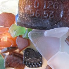Worn by waves, recycled by the sea, sea glass is a product of both nature and man. In this board you'll learn where to find it, sea glass crafts, history, and why people collect it. Having personally been to Glass Beach, I recommend it.