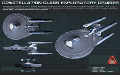 Constellation Class ortho [New] by unusualsuspex.deviantart.com on @DeviantArt