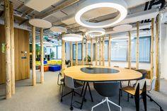 Aranżacja biura to już nie tylko estetyczne biurka i szafki | Artykuły | Outsourcing Portal - portal wiedzy o outsourcingu