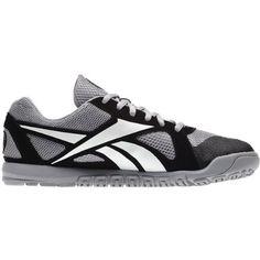 Reebok Womens CrossFit Nano U-Form Flat Grey-Tin Grey-Black-White 34946f1d0