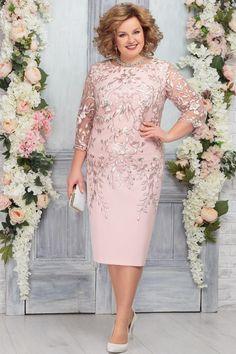 Muslim Wedding Dresses, Mother Of Groom Dresses, Formal Dresses, Dress Wedding, Curvy Women Outfits, Iranian Women Fashion, Muslim Fashion, Lace Dress Styles, Moroccan Dress