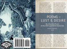 Norman Conquest, Cover Design, Lust, Poems, Poetry, Book Cover Design, Poem