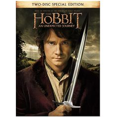 Enter for a chance to win a free copy of 'The Hobbit: An Unexpected Journey' Blu-ray Combo Pack! Submit entry by 4/2/13.     Cast: Ian McKellen, Martin Freeman, Richard Armitage, James Nesbitt, Ken Stott, Sylvester McCoy, Barry Humphries
