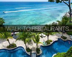 Walking to Restaurants
