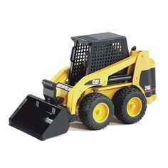"""Bruder CAT Skid Steer Loader -  Bruder Toys America - Toys""""R""""Us"""