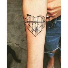 Birdcage Heart