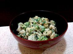 Falafel, Salsa Fresca, Potato Salad, Potatoes, Ethnic Recipes, Food, Boneless Chicken, Cream Chicken, Mediterranean Dishes