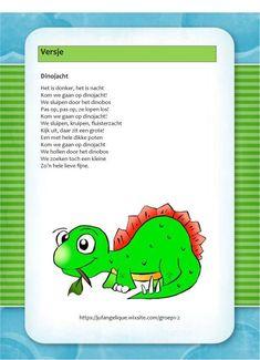Versje: Dinojacht - #Dinojacht #versje - #Dinojacht #versje Kindergarten, Kids, Google, Toddlers, Boys, Kindergartens, Kid, Preschool, Children