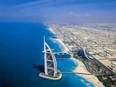 Отель Парус. Дубай, ОАЭ