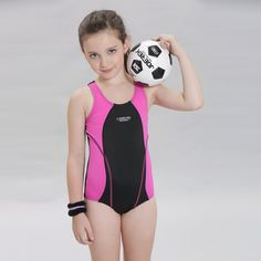 2ac389d3ef 2016 New Arrival Kids Swimmer Girls Sports Swimsuit for Children One Piece  Swimwear Cute Kids Swimsuit Child Bathing Suit-in Children's One-Piece Suits  from ...