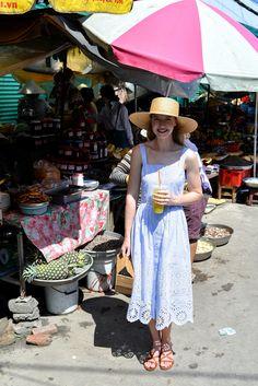 Touring Vietnam's Markets  // Via Stacie Flinner