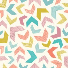 Sian Elin | Chevrons (via mr b http://brightbazaar.blogspot.com/2012/09/mr-bazaar-explores-tent-at-london.html)