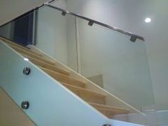 Glass balustrade Glass Balustrade, Track Lighting, Ceiling Lights, Kitchen, Design, Home Decor, Style, Swag, Cooking