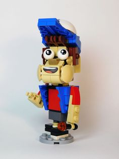 Cool Lego, Awesome Lego, Lego Tv, Lego Pictures, Mind Up, Dipper, Lego Building, Lego Creations, Movie Characters
