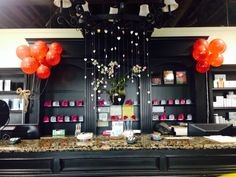 It's Valentines #2014 at RicaDonna's #salonLife #Journal #Diary #Notes #Towels #Blowdry #Curlingiron #Scissors #Shears #Fashion #Jewelry  #Murrieta #EUFORA #GK