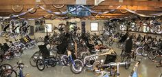 Bicycle Man LLC Bicycle Shop   Recumbent Bike Shop, Fuji Dealer and Recumbent Bikes and Recumbent Trikes by Burley, Bacchetta, Catrike, Challenge, Cycle Genius, Easy Racers, Lightning, Linear Recumbents, HASE, ICE, HP Velotechnik, RANS, Sun and more