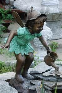 bronze garden statues - Bing Images