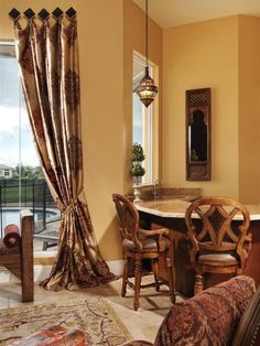 Shewin Williams Spanish Mediterranean Interior Paint Colors Design, Pictures, Remodel, Decor and Ideas - page 6