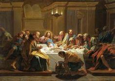 ¿Eran los 12 apóstoles o discípulos?: La última cena