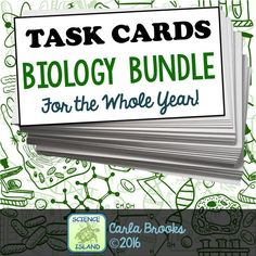 Free ngss science lessons for photosynthesis from next gen lesson a growing bundle of biology task cards for the year students love them fandeluxe Choice Image