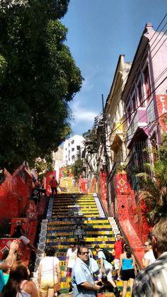 Escadaria  seleron