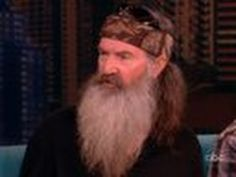 """The Cast of """"Duck Dynasty"""" Pt. 2 - The View"""