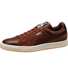 Brown @PUMA Suede Sneaker - Boyfriend Gift Ideas - Holiday Gift Guides - Gifts For Him