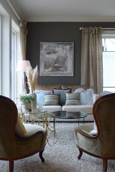 sober jotun lady - Health and wellness: What comes naturally Jotun Lady, Sober Living, Living Room Grey, Living Rooms, Interior Decorating, Interior Design, Room Colors, Colours, Accent Chairs