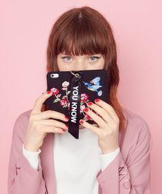 スカガウンiPhoneケースiPhone6(モバイルケース/カバー) jouetie(ジュエティ)のファッション通販 - ZOZOTOWN