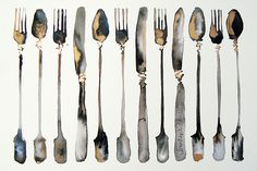 knives,forks and spoons 11