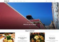 Beach Pie   CSS Website