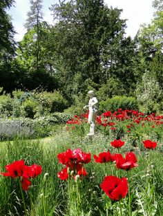 Cliveden Gardens, Buckinghamshire, England