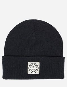 Depot2 Berlin - Beanie Stamp 36 navy